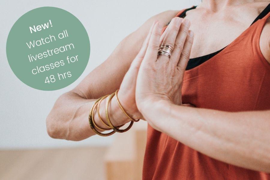 Bekijk hier de abonnementen van de yogaschool